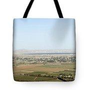 Golan Heights Tote Bag