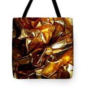 Gold Art Tote Bag