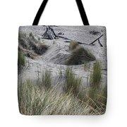 Gold Beach Oregon Beach Grass 15 Tote Bag