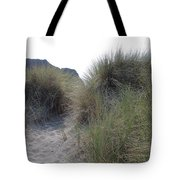 Gold Beach Oregon Beach Grass 5 Tote Bag