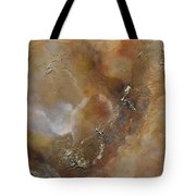 Gold Bliss Tote Bag