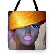 Gold Bowl Brenda Tote Bag