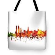 Gold Coast Cityscape 04 Tote Bag