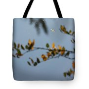 Gold Floats Tote Bag