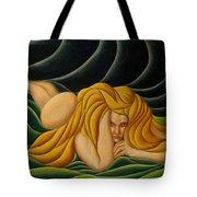 Seduction In Swirls Tote Bag