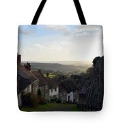 Gold Hill Tote Bag