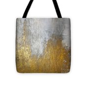 Gold In The Mountain Tote Bag by KR Moehr