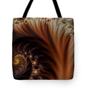 Gold In Them Hills Tote Bag by Clayton Bruster