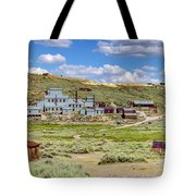 Gold In Them Hills Tote Bag