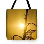 Gold Marsh Tote Bag