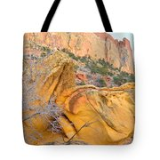 Gold Nugget Tote Bag