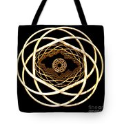 Gold On Gold Tote Bag