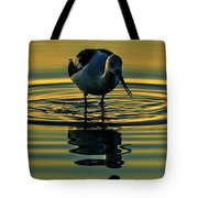 Gold Pond Avocet Tote Bag