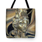 Gold Rhyton From Bulgaria Tote Bag