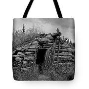 Gold Rush Cabin - Yukon Tote Bag
