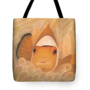 Gold Touch Tote Bag
