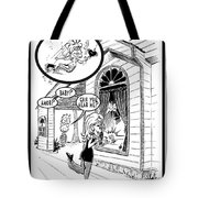 Just In Her Nature Tote Bag