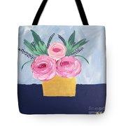 Gold Vase  Tote Bag