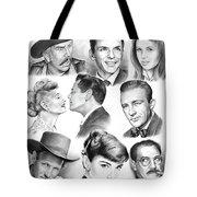 Golden Age Montage Tote Bag
