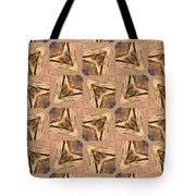 Golden Arrowheads Tote Bag