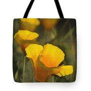 Golden Beauties Tote Bag