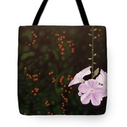 Golden Berry Tote Bag