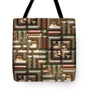 Golden Box 02 Tote Bag
