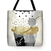 Golden Cakes Tote Bag