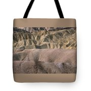 Golden Canyon - Death Valley National Park Tote Bag