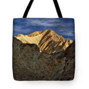 Golden Canyon View #2 - Death Valley Tote Bag
