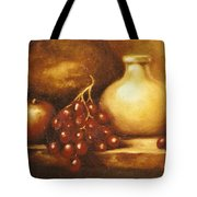 Golden Carafe Tote Bag