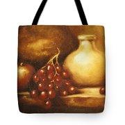 Golden Carafe Tote Bag