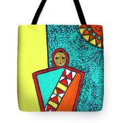 Golden Child Of The South West Tote Bag