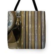 Golden Class Tote Bag