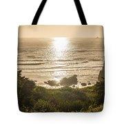 Golden Cove Tote Bag