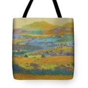 Golden Dakota Day Dream Tote Bag