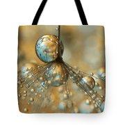 Golden Dandy Shower Tote Bag
