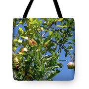 Golden Delicious Danglers Tote Bag