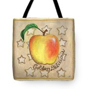 Golden Delicious Two Tote Bag