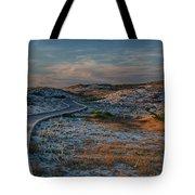 Golden Dunes Tote Bag