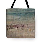 Golden Dusk Tote Bag