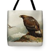 Golden Eagle By Thorburn Tote Bag