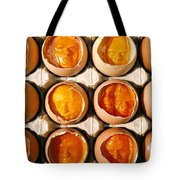 Golden Eggs Tote Bag
