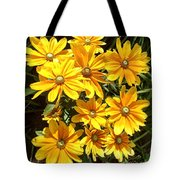 Golden Eyed Susans Tote Bag