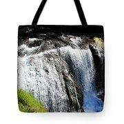 Golden Falls, Oregon Tote Bag