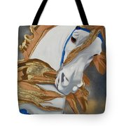 Golden Fantasy Tote Bag