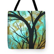 Golden Fascination 4 Tote Bag