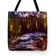 Golden Forest Tote Bag