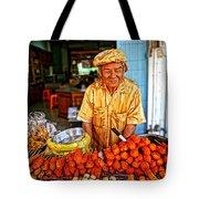 Golden Fries Tote Bag