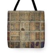 Golden Gate Belly Tote Bag
